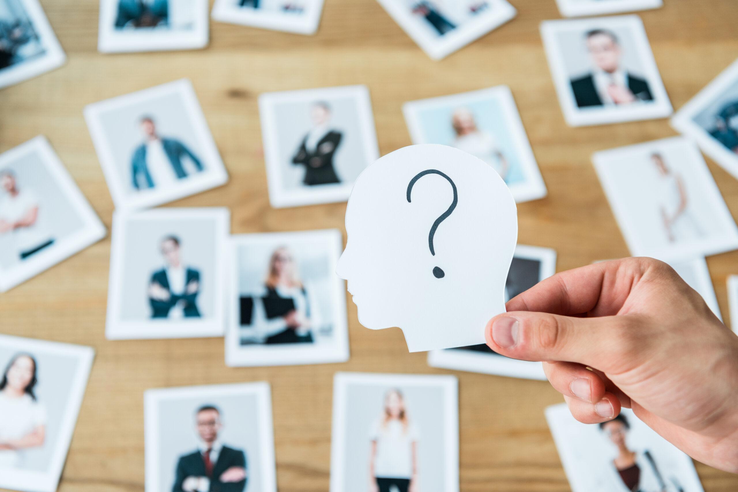 Questionnement - Quel profil choisir?