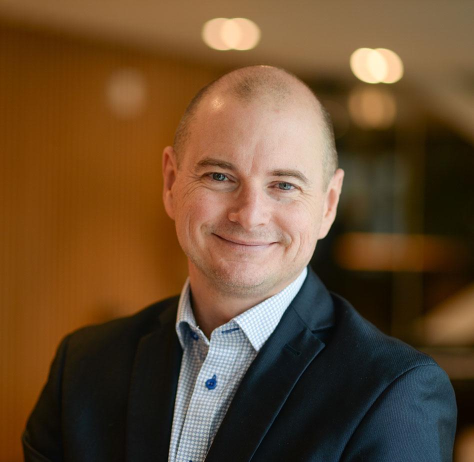 Jean-Pierre Hamelin, Directeur du marketing – Duchesne et fils Ltée